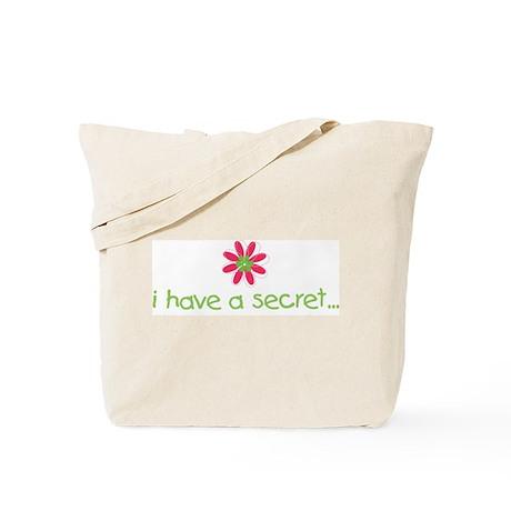 big sister to be secret flower 6.0 Tote Bag