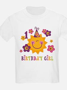 Sun 1st Birthday T-Shirt
