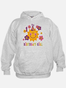 Sun 1st Birthday Hoodie