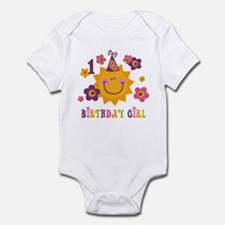 Sun 1st Birthday Infant Bodysuit