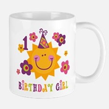 Sun 1st Birthday Mug