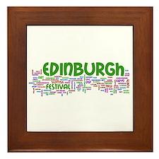 Edinburgh Framed Tile