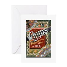John Lewis Childs - 1894 Greeting Card