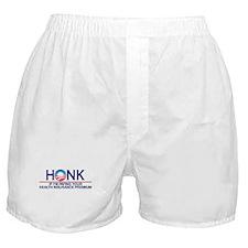 Honk Health Insurance Boxer Shorts