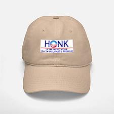 Honk Health Insurance Baseball Baseball Cap