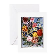 John Lewis Childs - 1897 Greeting Card