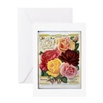 Henderson's Famous Roses Greeting Card
