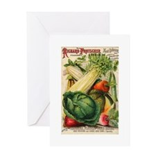 Richard Frotscher Seed Co. Greeting Card