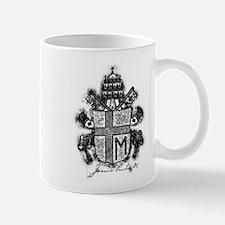 Pope John Paul II Coat of Arms Mug