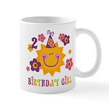 Sun 2nd Birthday Mug