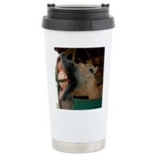 Humorous Equine Travel Mug