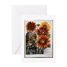 Henderson's Sunflower Greeting Card