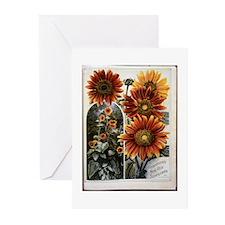 Henderson's Sunflower Greeting Cards (Pk of 10)