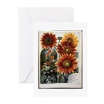 Henderson's Sunflower Greeting Cards (Pk of 20)