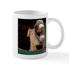 Humorous Equine Small Mug