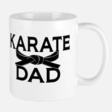 Cute Martial arts dad Mug