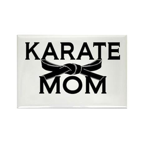 Karate Mom3 Magnets