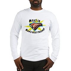 Meat Long Sleeve T-Shirt