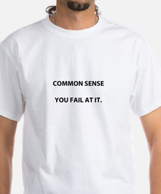 commonsense4 T-Shirt