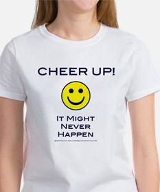 Cheer Up V2 Women's T-Shirt