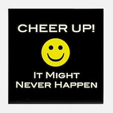 Cheer Up V2 Tile Coaster