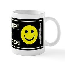 Cheer Up V2 Small Mug