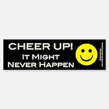 Cheer Up V2 Bumper Bumper Bumper Sticker