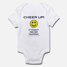 Cheer Up V2 Infant Bodysuit