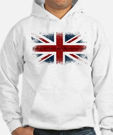British Accented Jumper Hoody