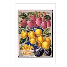 Plum First-Best Postcards (Package of 8)