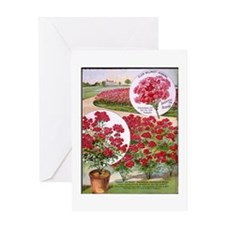 Ellen Verbena Greeting Card