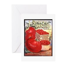 Livingston Seed Co Greeting Cards (Pk of 10)