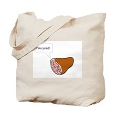 Cute Prosciutto Tote Bag