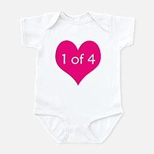 1 of 4 Infant Bodysuit