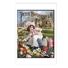 Peter Henderson 1901 Postcards (Package of 8)