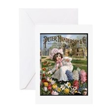 Peter Henderson 1901 Greeting Card