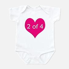 2 of 4 Infant Bodysuit