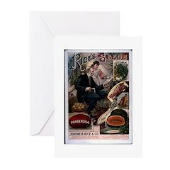 Rice's Ponderosa Greeting Cards (Pk of 20)