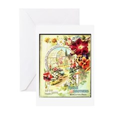 Ross Brothers Greeting Card