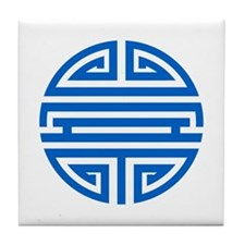 Blue Shou Tile Coaster
