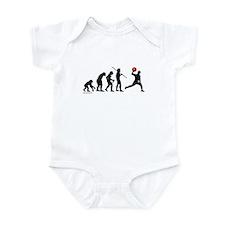 Dodgeball Evolution Infant Bodysuit
