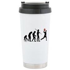 Dodgeball Evolution Travel Mug