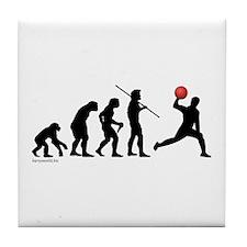Dodgeball Evolution Tile Coaster