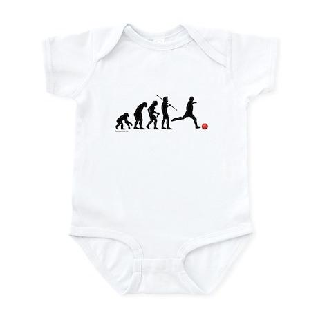 Kickball Evolution Infant Bodysuit