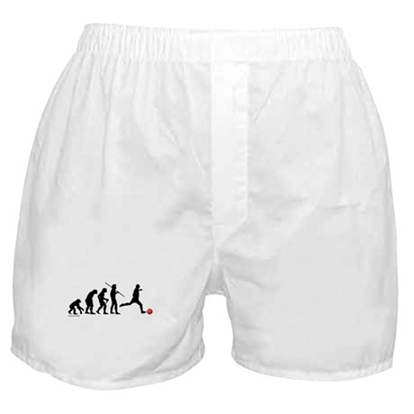 Kickball Evolution Boxer Shorts