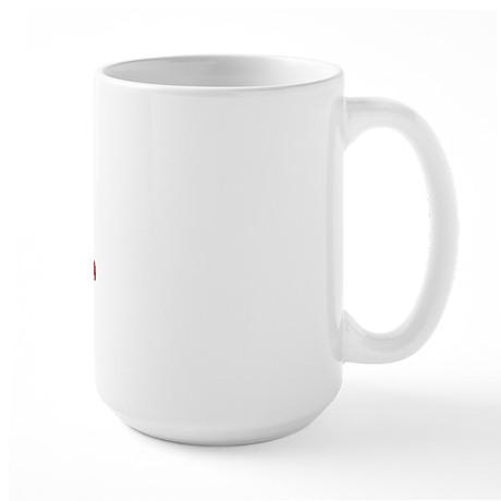 Kickball Evolution Large Mug
