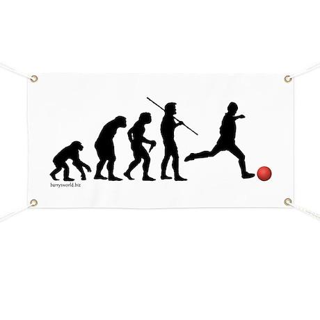 Kickball Evolution Banner