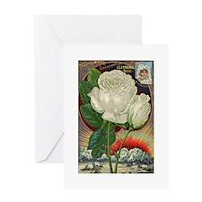 Climbing Rose Greeting Card