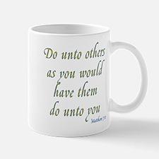 Golden Rule Mug