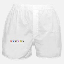 And When They Came Boxer Shorts